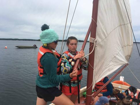 Nova Scotia sailing