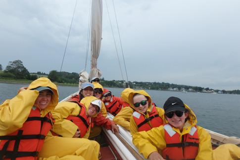 Nova Scotia fould weather gear