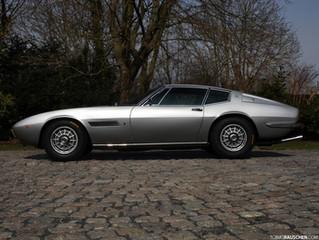 1967 MASERATI GHIBLI GT