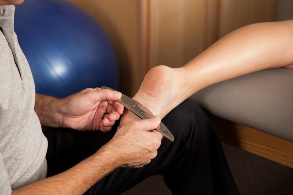 Deep Tissue Release Foot and/or Ankle