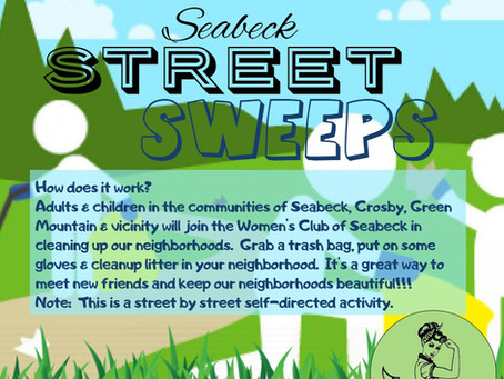 Seabeck Street Sweeps (March 16, 2019)