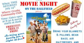 (New) Movie Night (July 14, 2018)