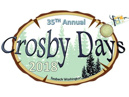 Need Crosby Days Sponsors!!!