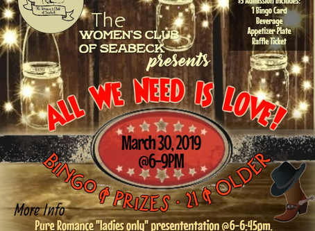 All We Need Is Love ! (March 30)