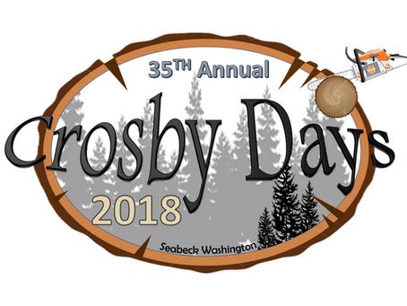 Crosby Days 2018 (August 11, 2018)