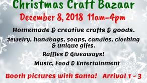 Seabeck-Holly Christmas Craft Bazaar (December 8, 2018)