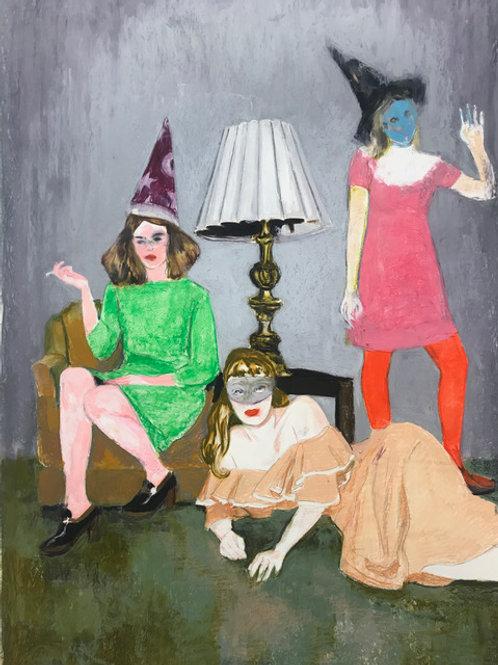 WITCHES IV - Mercedes Helnwein