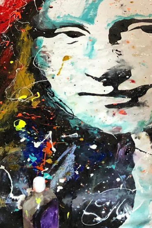 Mona Lisa - David Partida Montoya