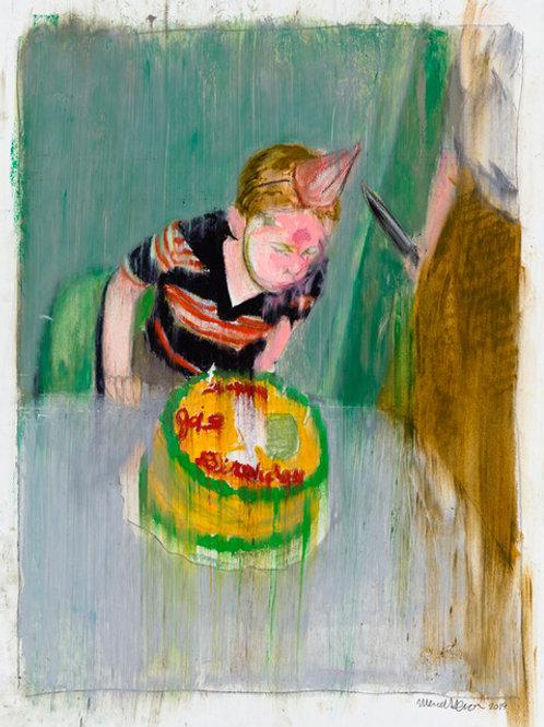 BIRTHDAY KID - Mercedes Helnwein