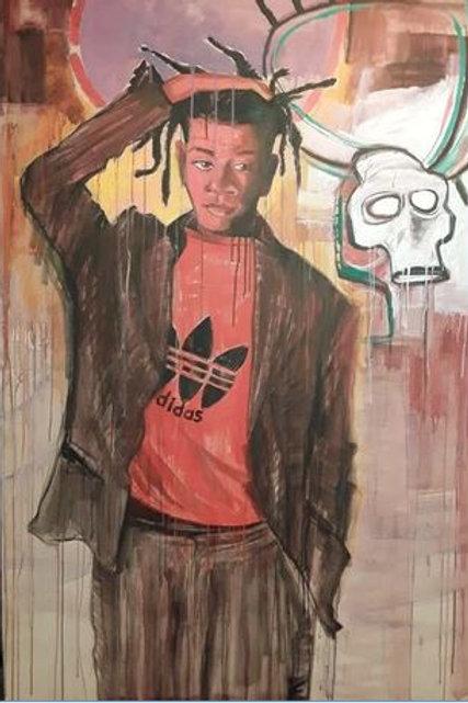 Basquiat - Herbert Soltys