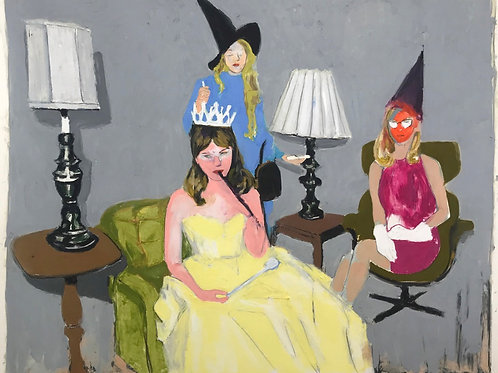 WITCHES III - Mercedes Helnwein