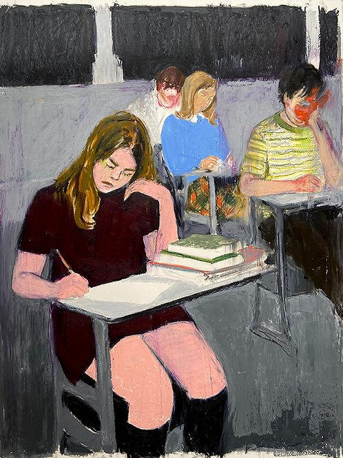SCHOOL - Mercedes Helnwein