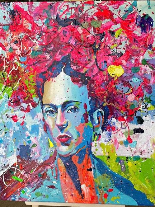 Frida - David Partida Montoya
