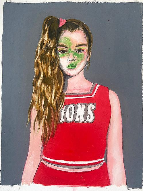 CHEERLEADER  - Mercedes Helnwein