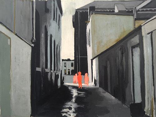 RED KIDS - Mercedes Helnwein