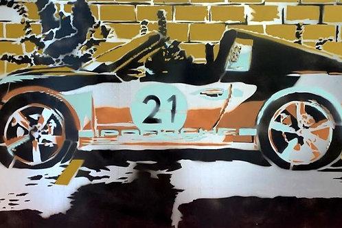 Porsche -  Wolfgang Uranitsch