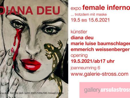 "Expo ""Female Inferno"""