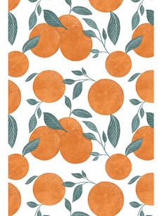 NEW! Orange Tree