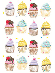 NEW! Cupcakes