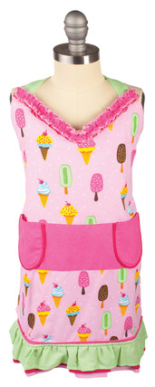 Ice Cream Treats Apron