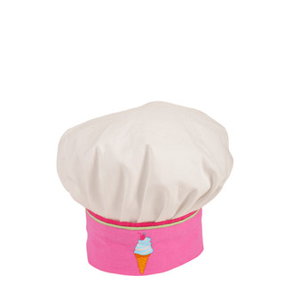 Ice Cream Treats Chef Hat
