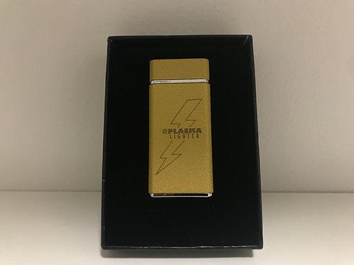 "Plasma ""Edge"" Lighter (Charcoal Gold)"