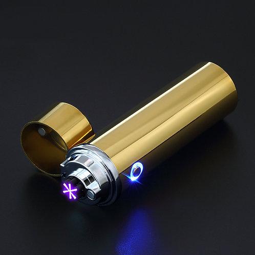 Plasma Bullet 'PRO' Lighter (Gold)