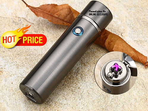 Onyx Plasma BULLET Lighter (Double Arc)