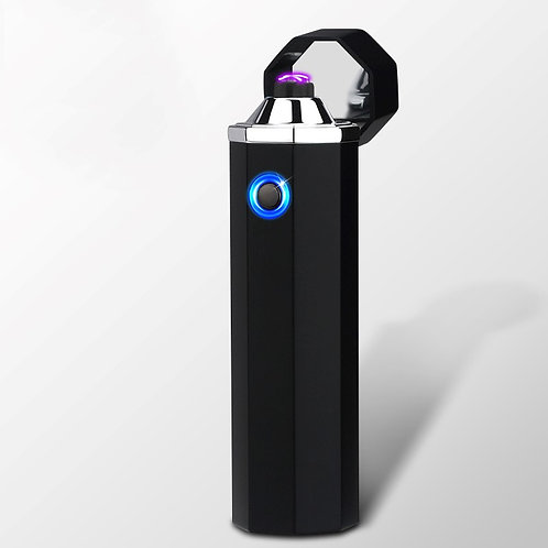 Plasma 'OCTO' Lighter (Jet Black)