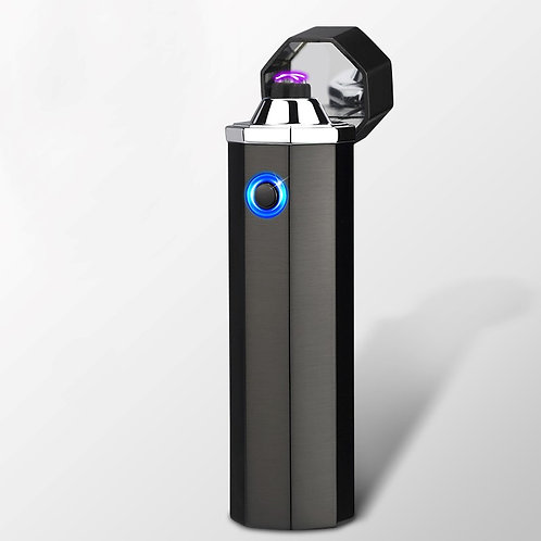 Plasma 'OCTO' Lighter (Onyx)