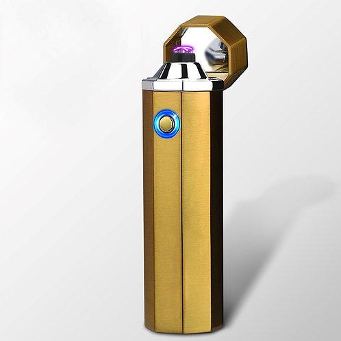 Plasma 'OCTO' Lighter (Gold)