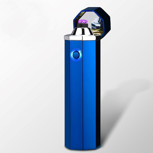 Plasma 'OCTO' Lighter (Blue Sapphire)