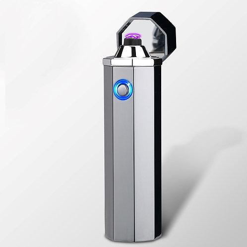 Plasma 'OCTO' Lighter (Silver)