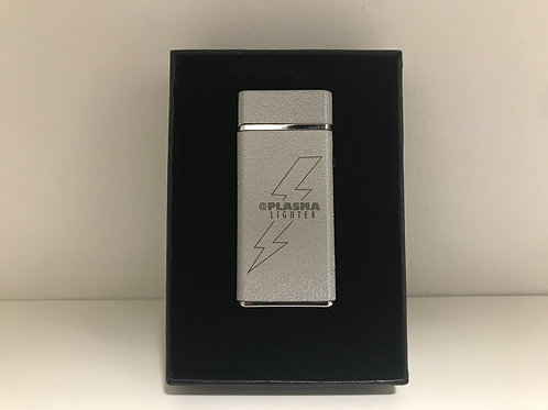 "Plasma ""Edge"" Lighter (Charcoal Silver)"