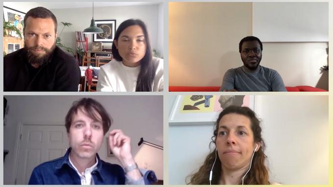 Panel virtuel à la foire Papier sur les ateliers d'artistes et la gentrification