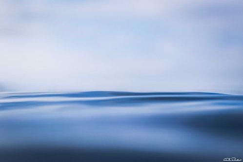 A WRINKLE IN WATER