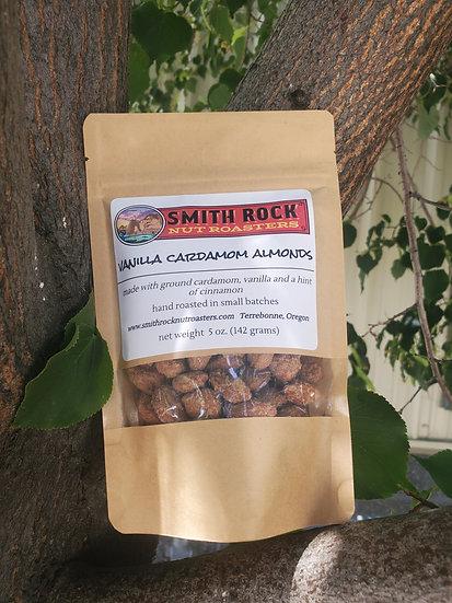 Vanilla Cardamom Almonds