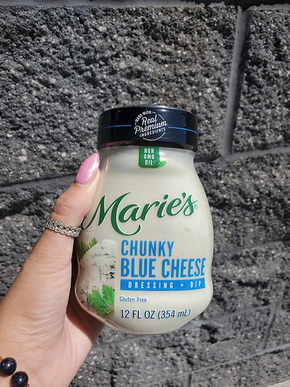 Chunky Blue Cheese Marie's Northwest Dressings