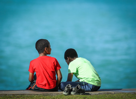Building Healthy Relationships with Foster Children!