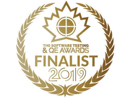 busyQA Finalist for Software Testing and QE Awards 2019