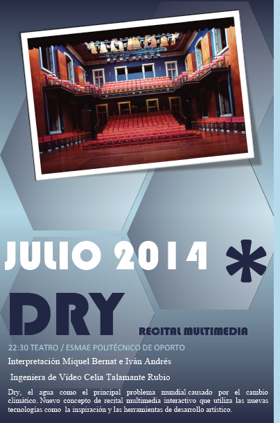 CARTEL DRY OPORTO.APA MULTIMEDIA
