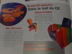Magazine Michelin...