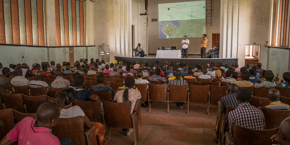 Biodiversity Conservation in Congo: challenges and opportunities