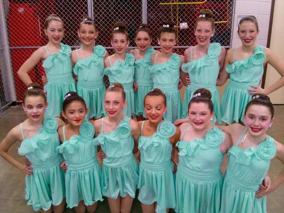 Intermediate Lyrical
