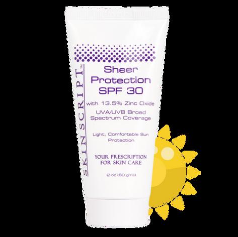 Skin Script Sheer Protection SPF 30