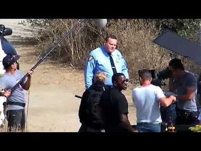 Derek Stefan On Set TBB 9.12.14.jpg