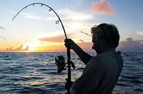 Fishing Sana Tresa