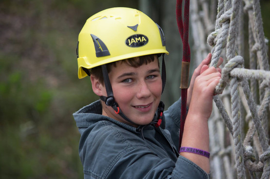 AJ2016 High Ropes Course