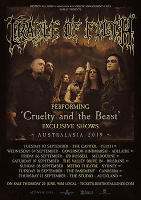Cradle Of Filth (photo)