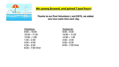 New Pool hours daylight savings time.jpg